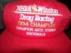Dave Schultz NHRA Champion Hat