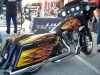 Flame Paint Harley Road King