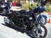 Custom Black Harley Davidson V-Rod