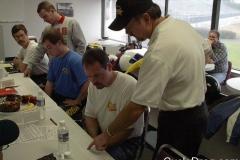 George Bryce Drag Racing School 2003