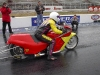 William Van Hook Pro Stock Motorcycle