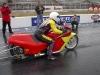 William Van Hook Pro Stock Motorcycle