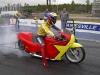Scott Lewis Pro Stock Motorcycle