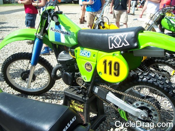 1980 KX 250