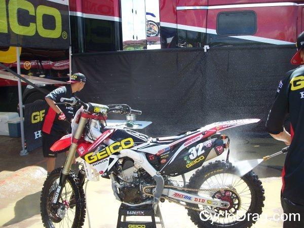 Justin Bogle Honda
