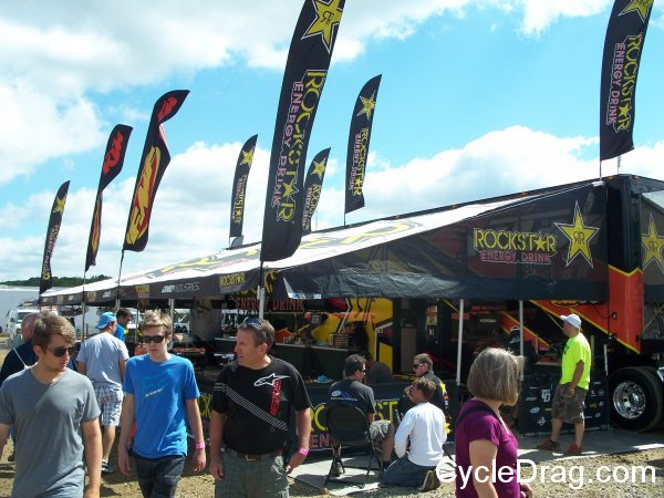 Rockstar Energy Pro Motocross