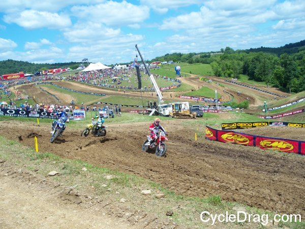 Lucas Oil Pro National High Point