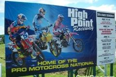 High Point Pro Motocross National 2014