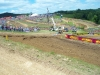 High Point Raceway Turn