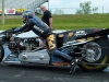 Korry Hogan Top Fuel Dragbike Burnout