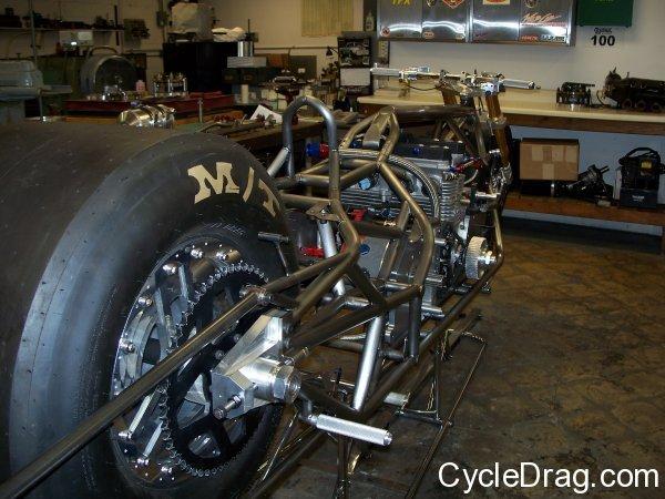 Larry Spiderman McBride Shop Cycle Specialist
