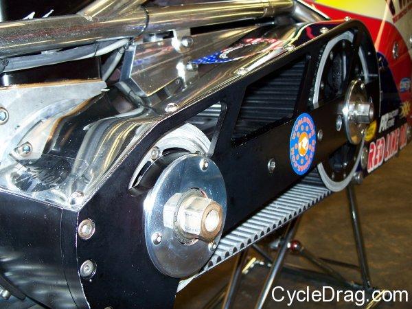 Larry Spiderman McBride Motor