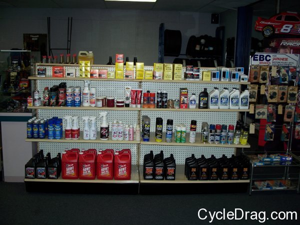 Brad Penn Dragbike Oil