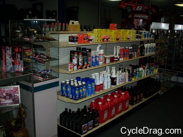 Dragbike oil
