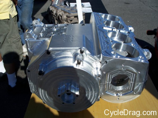 Billet Motorcycle Cases
