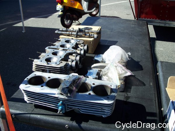 MRE Drag Bike Parts