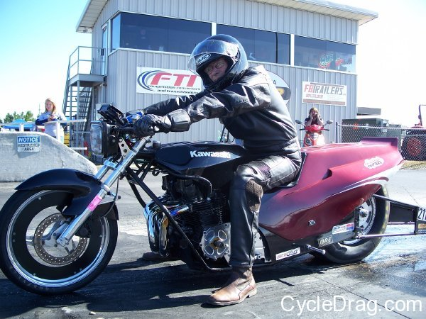 South Georgia Motorsports Park Drag Bike