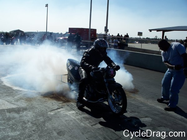 Top Gas Burnout