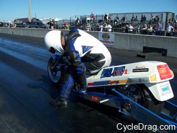 Steadman Racing Drag Bike