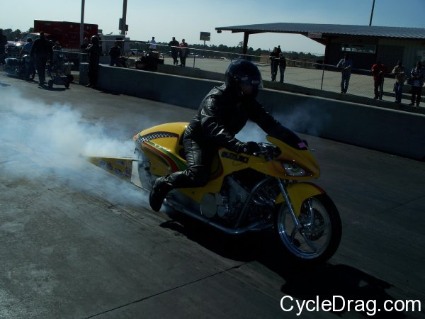 Drag Bike Nationals Top Gas