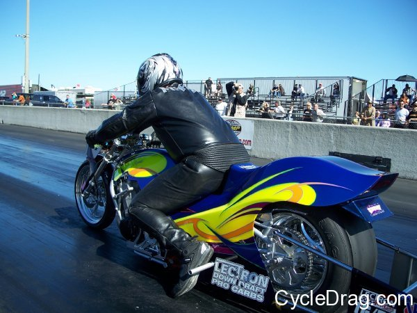 Motorcycle drag Racing SGMP
