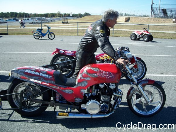 Doghouse Racing Dragbike