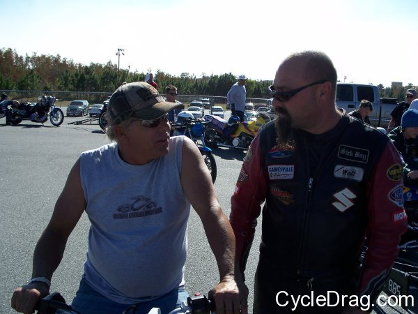 Motorcycle Drag Racers