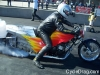 Dragbike Burnout
