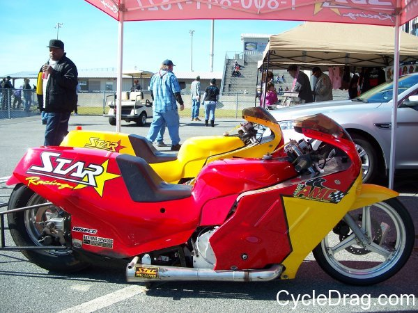 Star Racing Pro Stock Motorcycle School