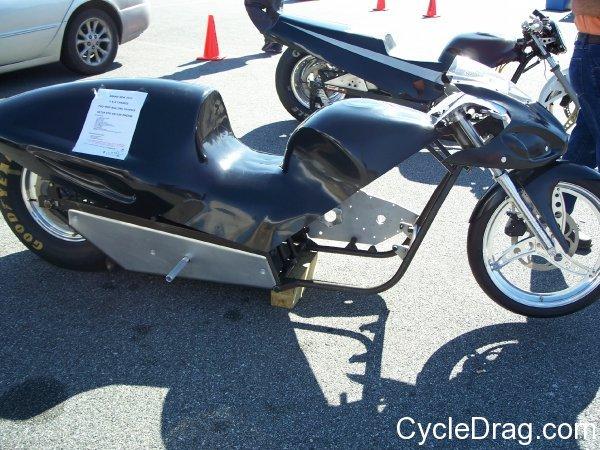 Pro Mod Dragbike Roller