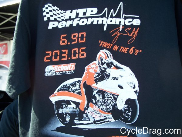 Ryan Schnitz 6 Second Street Bike Shirt