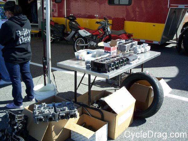 Drag Bike Parts For Sale