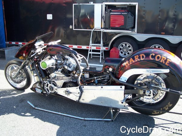Top Fuel Harley Davidson
