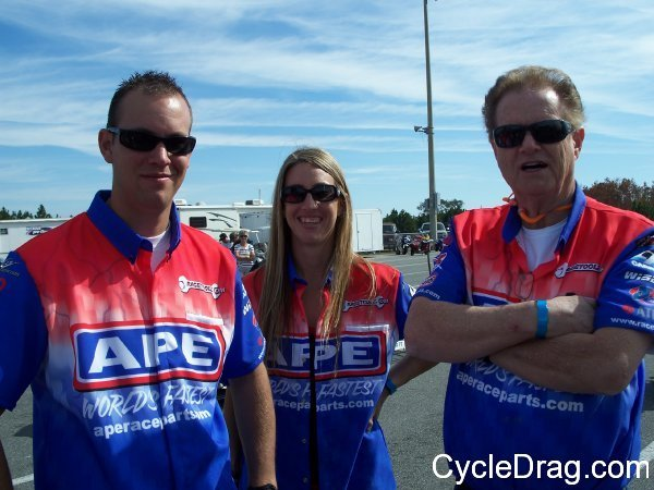 APE dragbike Team