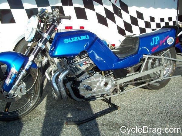 JP Racing Suzuki Gs Dragbike