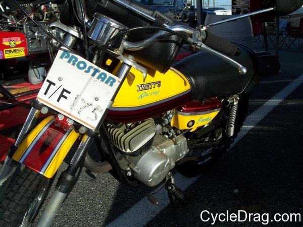 Elmer Trett Pit Bike