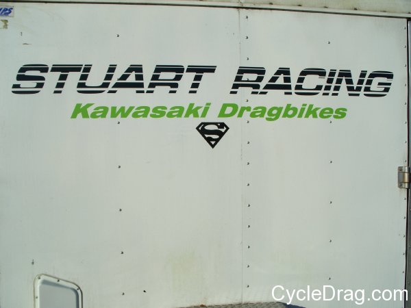 Paul Stuart Dragbike Racing