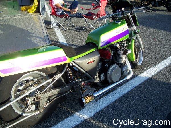 Kawasaki ZRX Dragbike