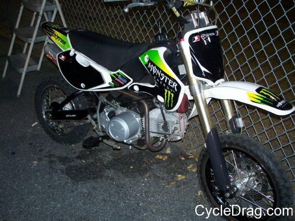 Kawasaki Pit Bike