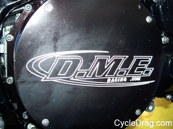 DME Clutch Cover