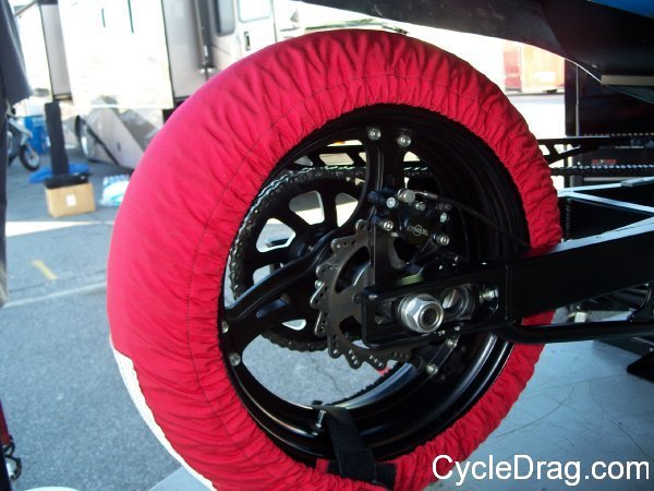 Motorcycle Tire Cover