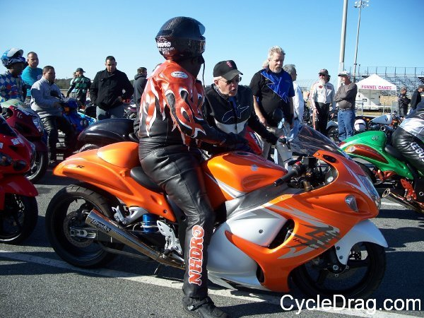 NHDRO Hayabusa Drag Racing