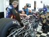 Roland Stuart Steve McBride Top Fuel Motorcycle