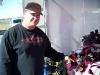 Ronnie Mitchell Dragbike Racing