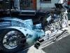 Johnny Vickers Pro drag Nitro Harley