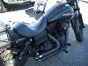 All Black Harley-Davidson
