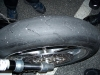 dragbike Front tire