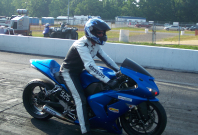 MIR Sport Bike Drag Racing