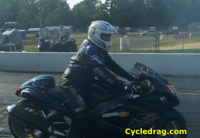 2008 Hayabusa Drag Racing