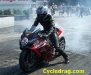 Red and Black GSXR 1000